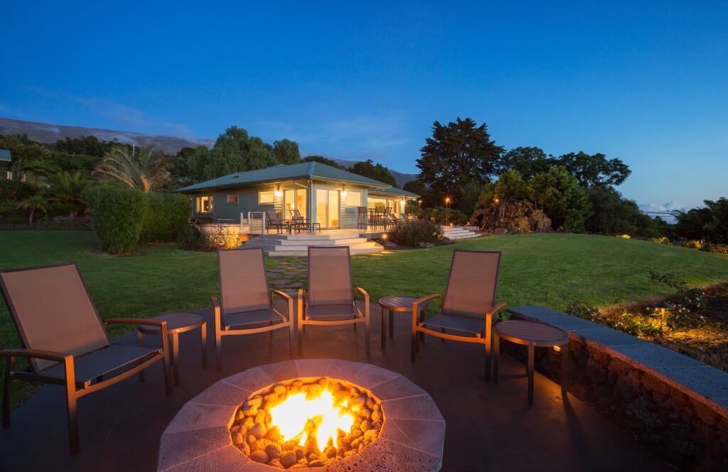 how to make your fire pit safe